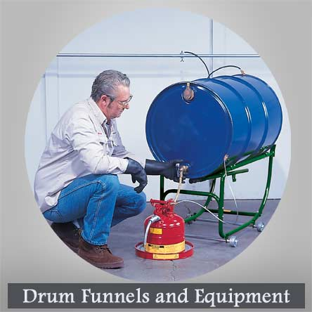 Drum Funnels and Equipment