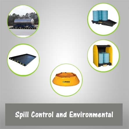 Spill Control and Environmental