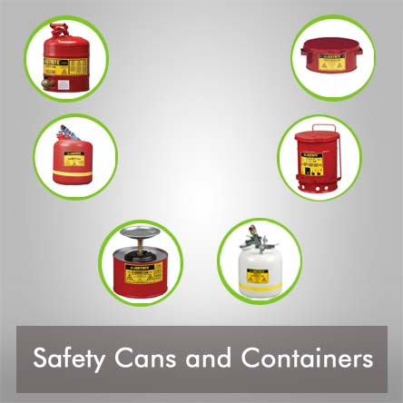 Safety Cans and Containers